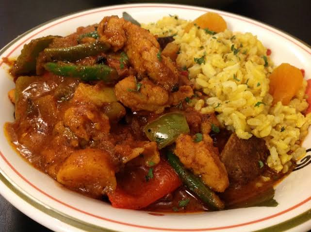 CapeMalay curry